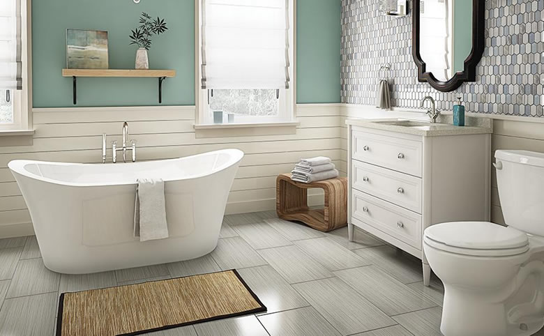 5 design tips for a Stylish Bathroom Makeover