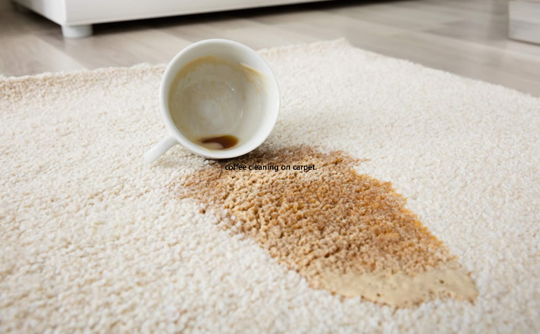 How to Get Coffee Stains Out of a Carpet