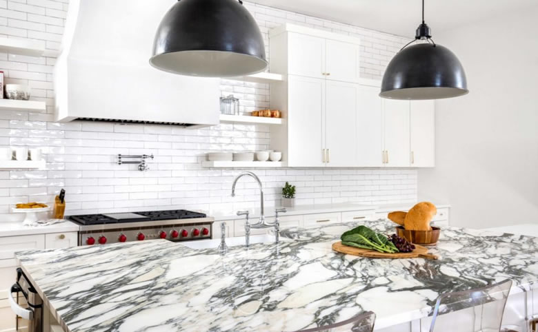 Alternatives to Marble Countertops
