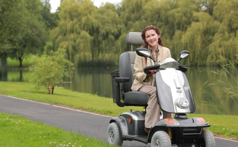 What you Need to Know about Operating a Mobility Scooter