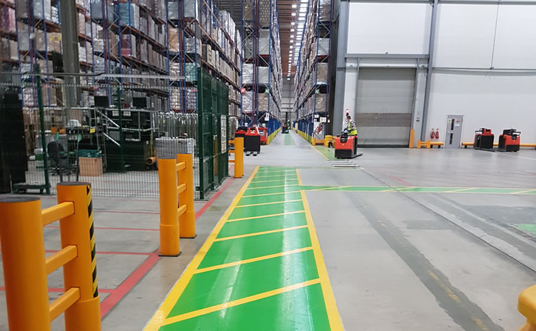 Making your Warehouse Safe