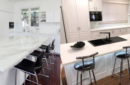 Natural or Engineered Stone Benchtops – What's the Difference?