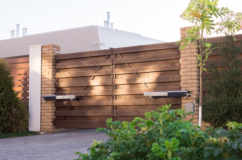 Benefits of Automatic Driveway Gates