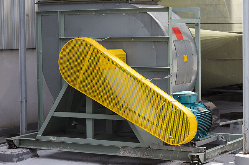 How to pick the right Machine Safety Guard?