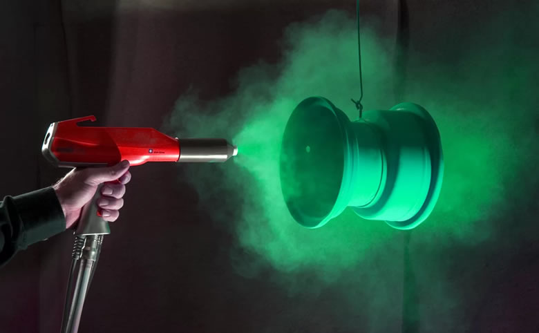 6 Benefits of Powder Coating