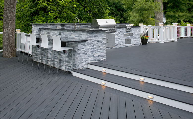 5 Things you should think about before starting a Decking Project