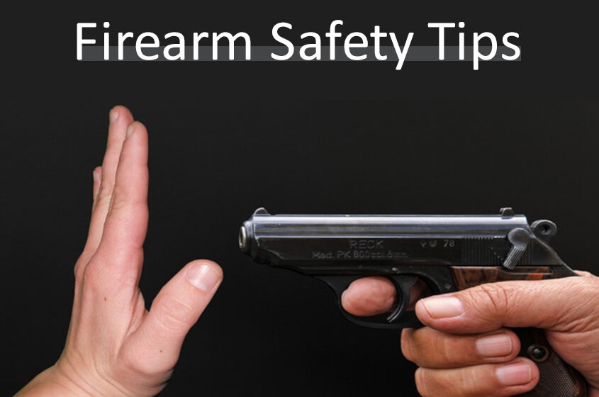 Firearm Safety Tips