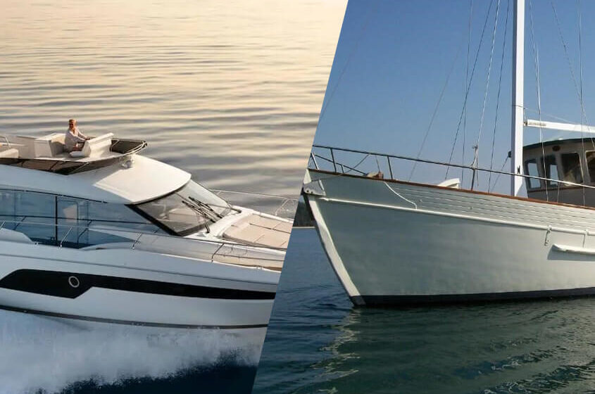 Buying a Boat: New vs Used