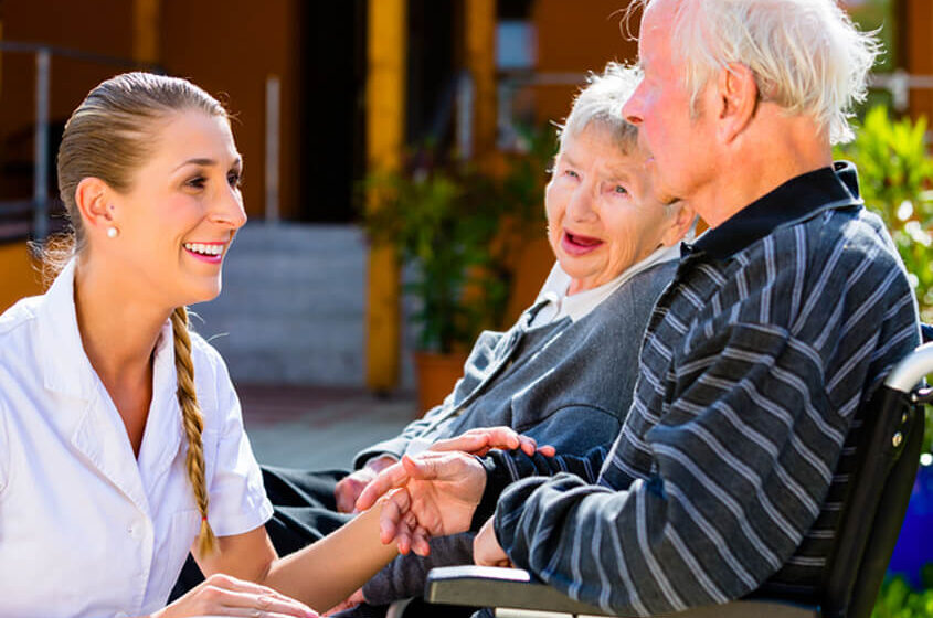 What you Need to Know about Working in Aged Care