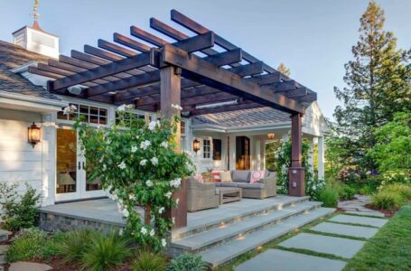 Things to Consider when Planning a Pergola Project