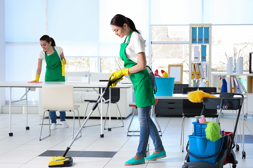 The Benefits of Professional Deep Cleaning