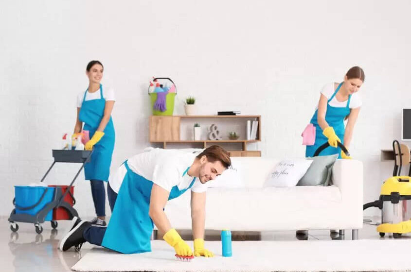 How to Find a Great End-of-Lease Cleaner