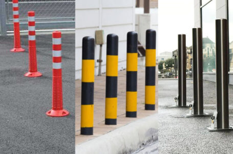 Different Types of Bollards