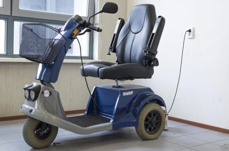 Government Funding for Mobility Scooters