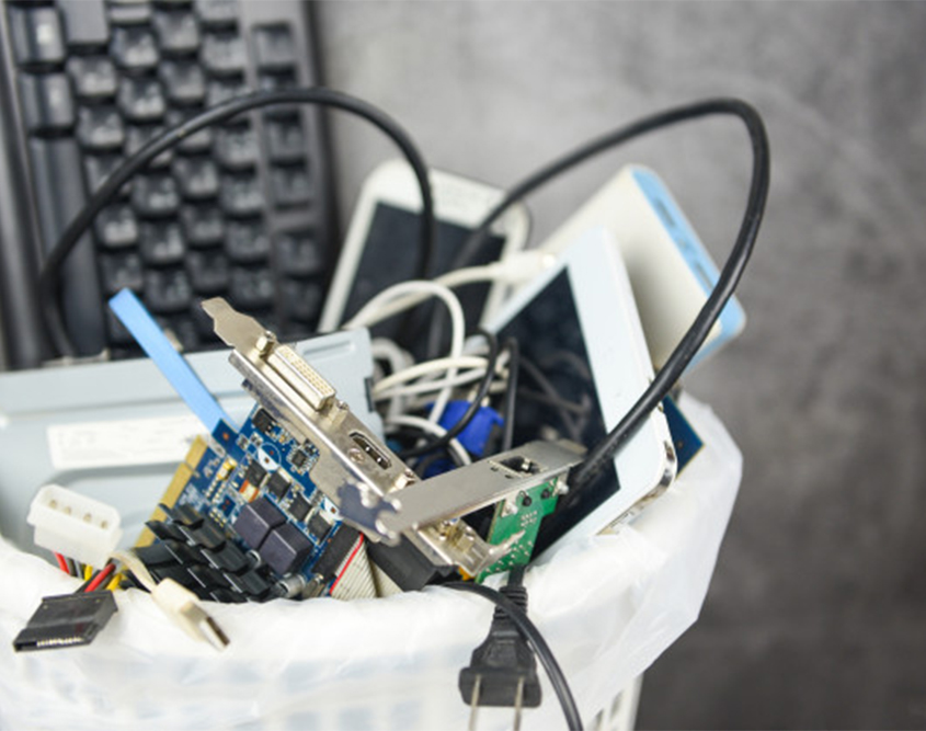 E Waste Solutions