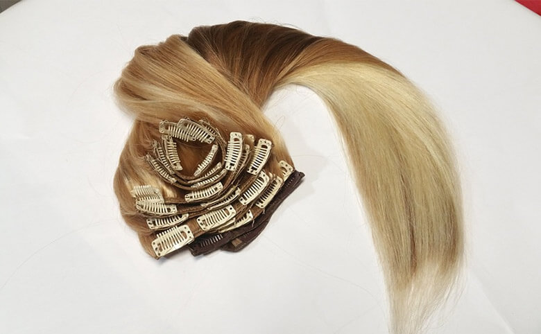 Clip in Hair Extensions Melbourne