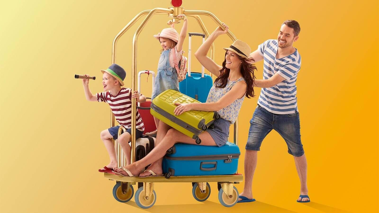 Family Holiday Trip