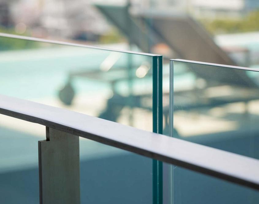 Frameless Glass Balustrades Melbourne