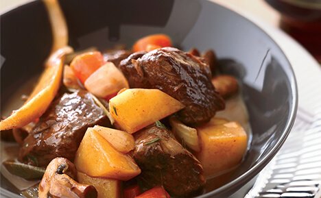 Meat Stewing