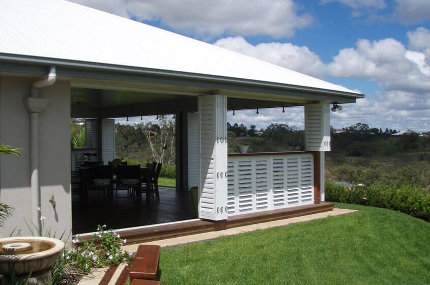 Why You Need Outdoor Plantation Shutters For Your Home